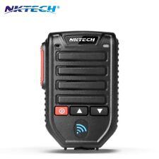 NKTECH BT-89 32.8' Wireless Bluetooth Microphone Fit QYT KT-8900 KT-8900R Radio