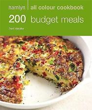 200 Budget Meals by Sunil Vijayakar (Paperback, 2008)