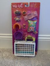 "My Life as Small Pet Play Set Hamster Toy For 18"" Dolls"