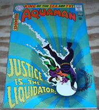 Aquaman #38 comic book very fine 8.0
