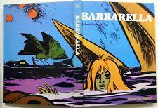 BARBARELLA JEAN CLAUDE FOREST MILANO LIBRI 1973 GUIDO CREPAX