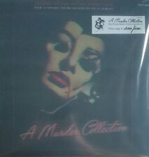 Lucas Giorgini A Murder Collection LP The Omega Productions signed Ltd Ed