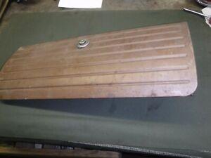 1963 Chevrolet Impala Glove Box Door Used OEM