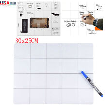 Magnetic Pad Mat Work Surface For All Cell Phone iPhone 5 6 7 8 Plus Repair Tool