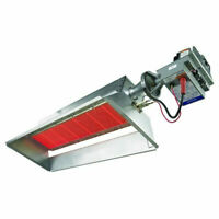 Infrared Heater - 21,500 BTU - NATURAL GAS - Indoor & Outdoor - Commercial Duty