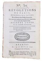 Pascal Paoli à Paris 1790 Rimogne Verrières le Buisson Perpignan Saint Cloud