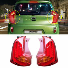 OEM Genuine Parts LED Tail Light Rear Lamp LH RH Assy For KIA 2011-2017 Picanto