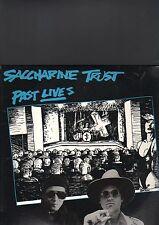 SACCHARINE TRUST - past lives LP