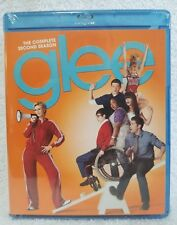 GLEE: The Complete Second 2nd Season 2 (Blu-Ray 4-Disc Set, 2011) New Sealed