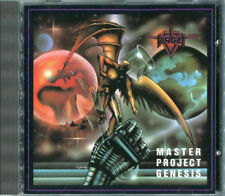 Target ‎– Master Project Genesis  CD new