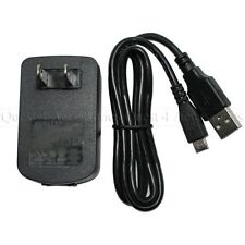 Alcatel CBA3000AG0C1 OEM Authentic Travel Wall Charger USB Cable For OT 908