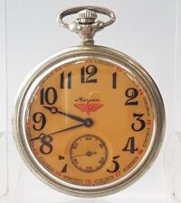 MOLNIJA Solviet USSR Pocket Watch