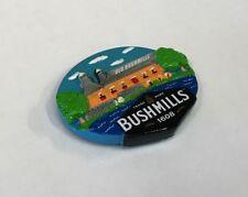 Bushmills Irish Whiskey Distillery Resin Fridge Magnet (sg 1154)