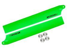 Microheli Plastic Main Blade 135mm (GREEN) - WALKERA V120D02S