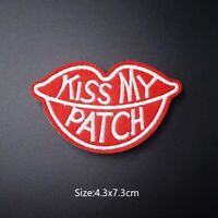 SHOW ASS BOTTOM JOKE FUNNY Brown Embroidered Iron on Patch Free Postage