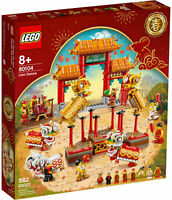 LEGO 80104 Chinese New Year Lion Dance - Brand New In Box - Retired Set