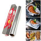 10Metres Heavy Duty Aluminum Foil Food Wrap Roll BBQ Baking Cook Foil Food Roll