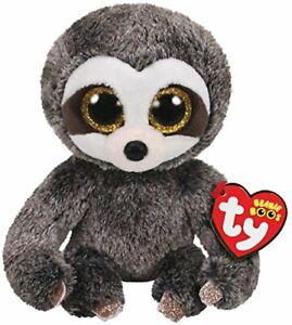 Ty Beanie Boos Dangler Sloth 15cm Plush Soft Toy