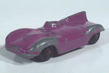 "Tootsietoy Jaguar D Type Single Seat Racer 2.25"" Scale Model 1954 1955 1956 1957"