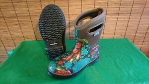NEW BOGS Womens Boot Wintr Bloom Mid Neo-Tech -40C/-40F Size 8 / 39 #71533-207