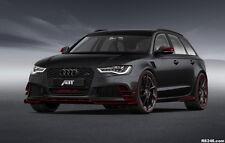 "017 Audi RS6 - Avant Spec Car 21""x14"" Poster"