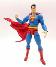SU-C-DCS: 1/12 Wired Red cape for Mattel, DC Icon, NECA Superman (No Figure)