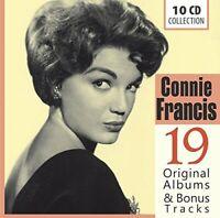 Connie Francis - Connie Francis: 19 Original Albums and Bonus [CD]