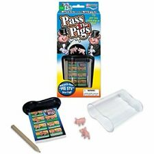 Pass the Pigs Classic Family Party Game with Dice Cup 2+ Players SAME-DAY SHIP