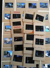 41 x Vintage 35mm Photo Slides, American Carnival Parades 1960's-1980's