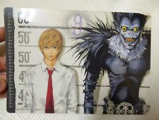 DEATH NOTE Plastic 2007 Table Calendar w/stand Anime * Shonen Jump JAPAN _ USED