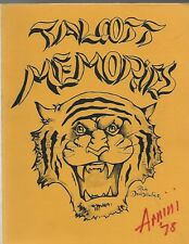1978 JAMES TALCOTT JUNIOR HIGH SCHOOL YEARBOOK, WEST HARTFORD, CONNECTICUT