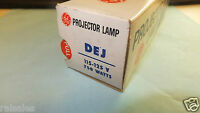 DEJ 750w 120v Bell & Howell 16mm Film Projector Bulb Lamp NEW FAST SAFE SHIPPING
