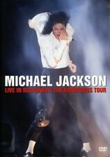 Michael Jackson - Live in Bucharest-The Dangerous Tour [New Misc] Germany - Impo