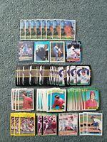 Danny Jackson Baseball Card Mixed Lot of approx 315 Cards