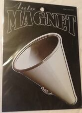 Cheerleader Megaphone Magnet Magnetic Car Auto Sport Kitchen Fridge Locker