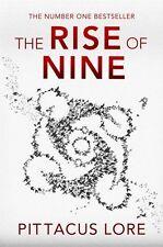 The Rise of Nine (Lorien Legacies 3),Pittacus Lore