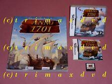 Nintendo DS _ Anno 1701 & Offiziel.Lösungsbuch _TOP-Zustand _1000 Spiele im SHOP