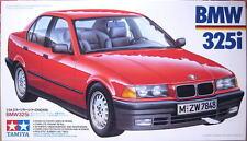 ULTRA RARE 1/24 Tamiya BMW 325i E36 Model Kit 320i 24106 Bausatz