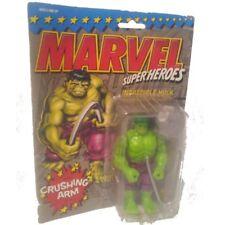 The Incredible Hulk Marvel Super Heroes 1990 Action Figure Toy Biz