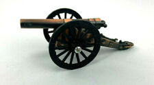 Die-Cast Antique Finished Civil War Cannon Metal Pencil Sharpener