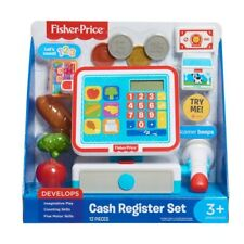 NEW Fisher Price Cash Register from Mr Toys