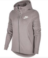 Nike Women's Summer Advantage 15 Hooded Jacket  Particle Rose 885371-684 Size M