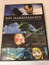 Ray Harryhausen: The Early Years Collection (2 DVD Set) Sealed! Bran New