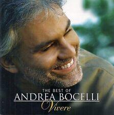 Andrea Bocelli: Vivere - The Best Of Andrea Bocelli - CD (2007)