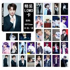 KPOP BTS Bangtan Boys Jungkook Personal Photocard Poster Lomo Cards 30PC/1set