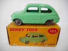 DINKY FIAT 600 SALOON # 183 BOXED  ..