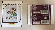 Panini Euro 2012 Kick Off - Pochette Bustina Tüte Zakje Packet