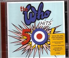 2 CD (NUOVO!) Best of who (Dig. REM. My Generation Seeker Behind Blue Eyes mkmbh