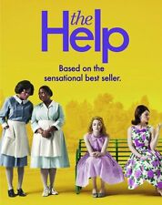 THE HELP DVD - SINGLE DISC EDITION - NEW UNOPENED - EMMA STONE