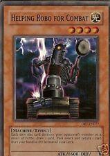 YU-GI-OH CARD: HELPING ROBO FOR COMBAT - DR1-EN077